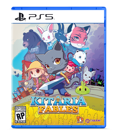 Kitaria Fables sur PS5