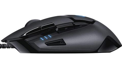 La souris Gaming Logitech G402 en réduction de 68%