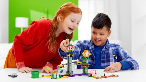 LEGO Super Mario : Un mode deux joueurs dévoilé aux côtés de nouveaux sets