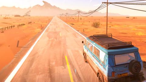 Road 96 : Le road trip narratif et procédural tient-il la route ?