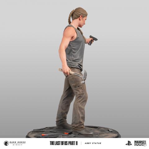 The Last of Us Part II : Une magnifique statuette d'Abby annoncée chez Dark Horse