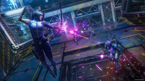 Marvel's Avengers : Une nouvelle mise à jour ajoute la menace du Cube Cosmique