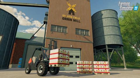 Farming Simulator 22 : L'agriculture responsable au programme du premier DLC