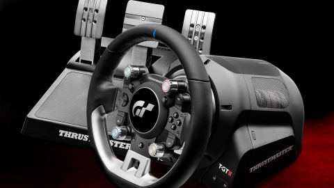 T-GT II : Thrustmaster officialise son nouveau volant PS5, PS4 et PC