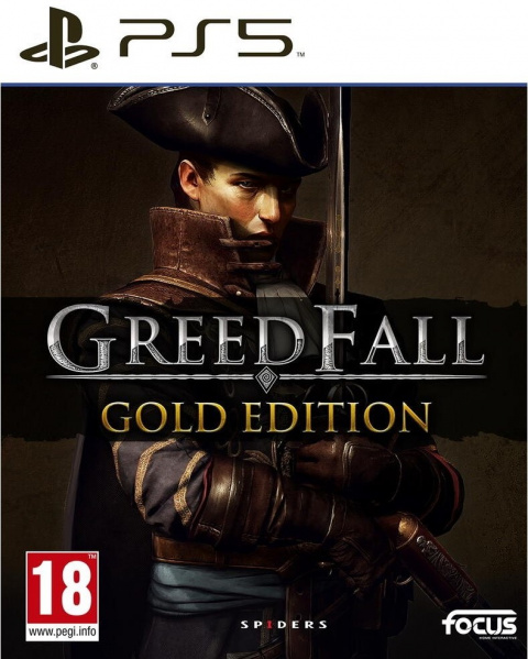 Greedfall sur PS5