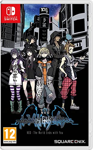 NEO : The World Ends With You sur Switch
