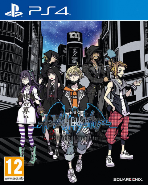 NEO : The World Ends With You sur PS4