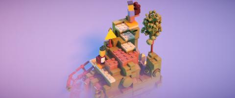 Lego Builder's Journey : un charmant puzzle-game sublimé par le ray-tracing