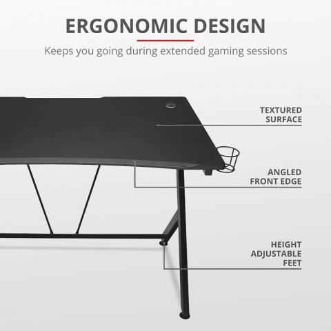 Le bureau gamer Trust Gaming en promotion