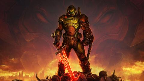 Doom Eternal : Du gameplay pour la mise à jour Next-Gen