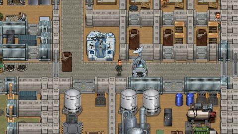 Cryofall : un jeu de survie  2D entre Don't Starve et Rust