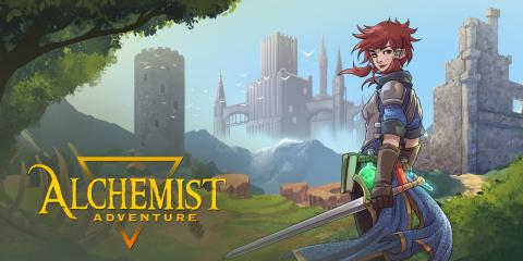 Alchemist Adventure sur PC