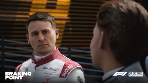 F1 2021: Codemasters presents the cast of its scripted mode