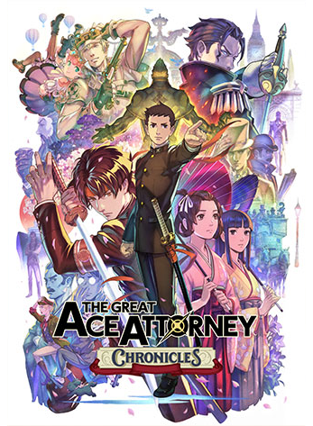 The Great Ace Attorney Chronicles sur PS4