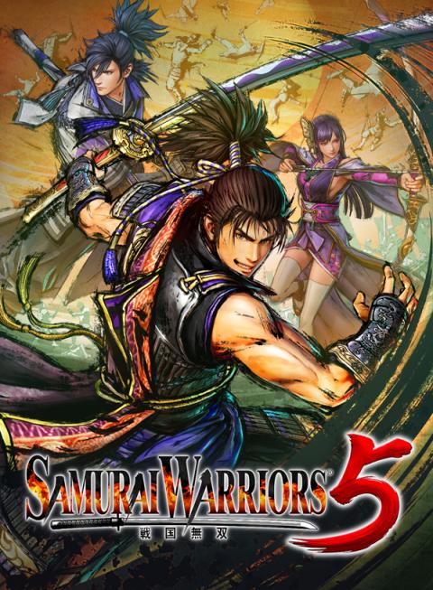 Samurai Warriors 5 sur PS5