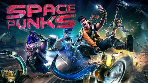 Space Punks sur Xbox Series