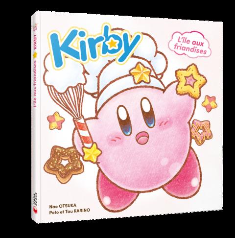 Kirby : Des livres jeunesse annoncés chez Mana Books