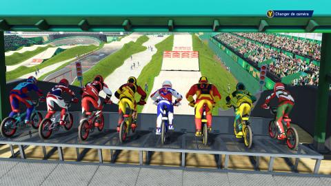 Jeux Olympiques de Tokyo 2020 Le Jeu Officiel : arcade et familial