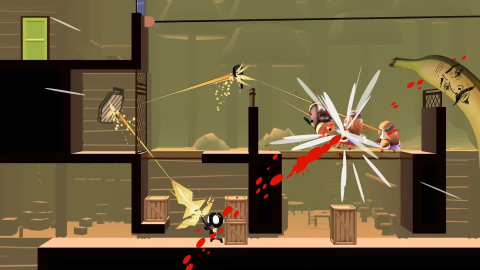 My Friend Pedro Ripe for Revenge : astuces et guide complet des niveaux du jeu
