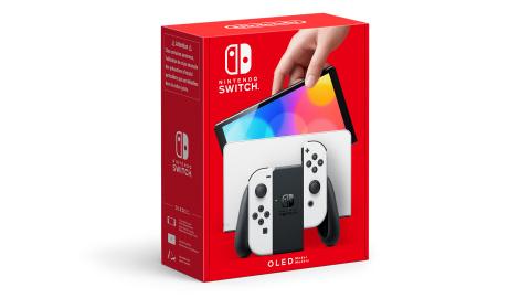 La Nintendo Switch OLED enfin officialisée par Nintendo