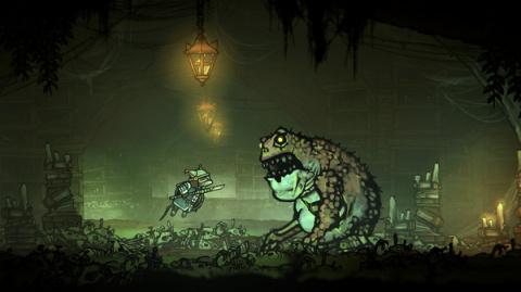 Tails of Iron s'illustre dans un trailer porté par la voix du sorceleur - gamescom 2021