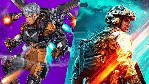 EA Spotlight : BF 2042 et Apex Legends, ce qu'il faut savoir sur le futur du FPS