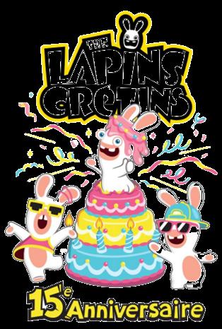 Les Lapins Crétins fêtent leurs quinze ans avec des livres, des expos ...