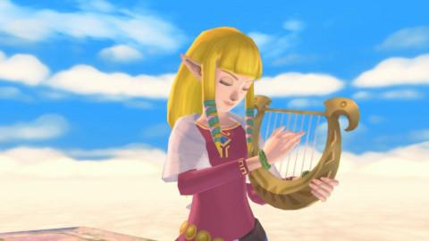 The Legend of Zelda Skyward Sword HD : La rédemption d'une incontournable légende
