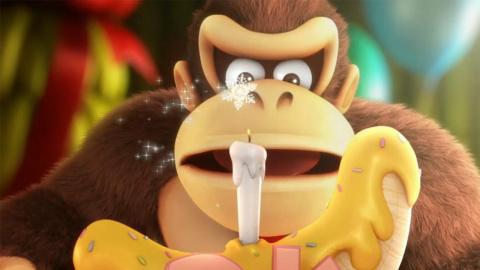Donkey Kong fête ses 40 ans !