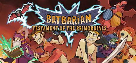 Batbarian : Testament of the Primordials
