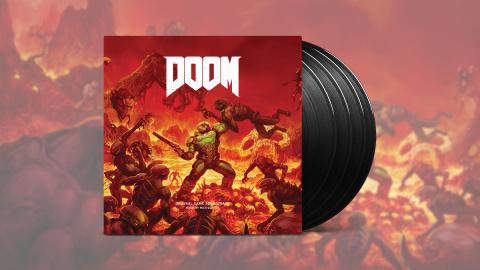 5 ans de Doom : Un coffret vinyles pour la bande-son