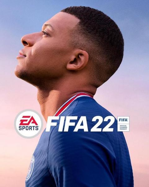 FIFA 22 sur Xbox Series