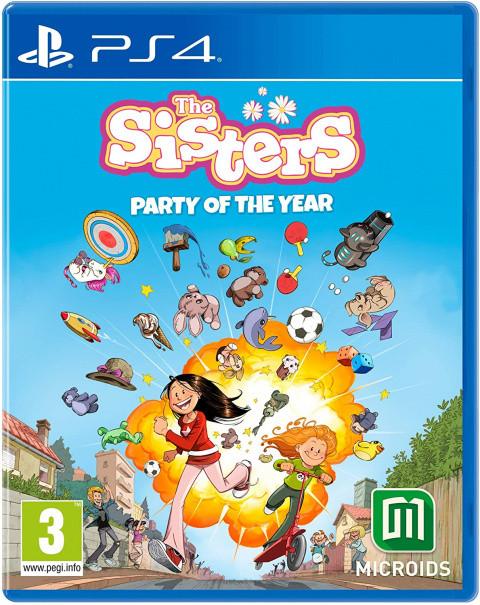 Les Sisters : Show Devant ! sur PS4