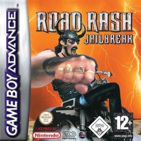 Road Rash : Jailbreak sur GBA