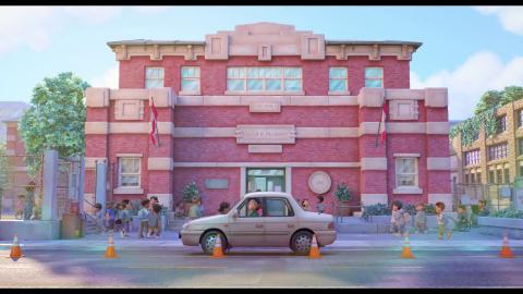Alerte Rouge : découvrez les premières images du nouveau Pixar