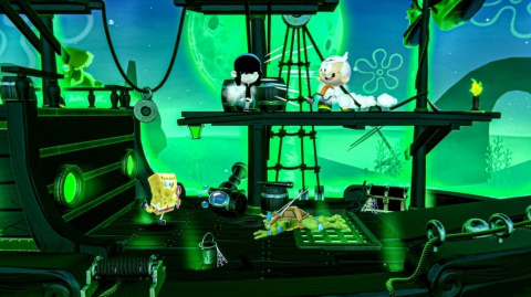 Nickelodeon All-Star Brawl : Un Smash Bros like avec Bob l'Éponge et les Tortues Ninja annoncé