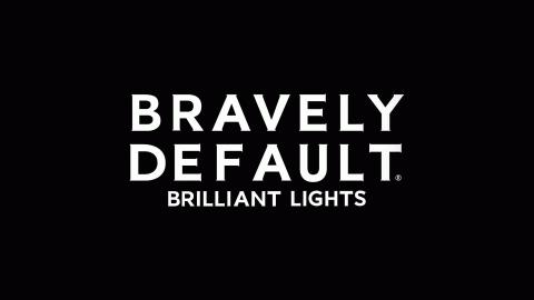 Bravely Default Brillant Lights