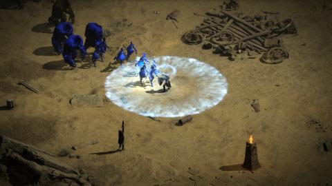 Diablo 2 Resurrected : un changement très attendu pour le loot...  pour après la sortie ?