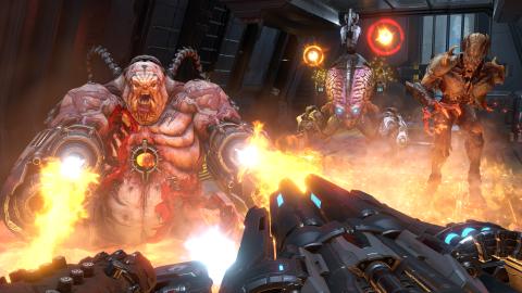 """Interview Doom Eternal : Ray-Tracing et détails sur la mise à jour """"Next-Gen"""""""