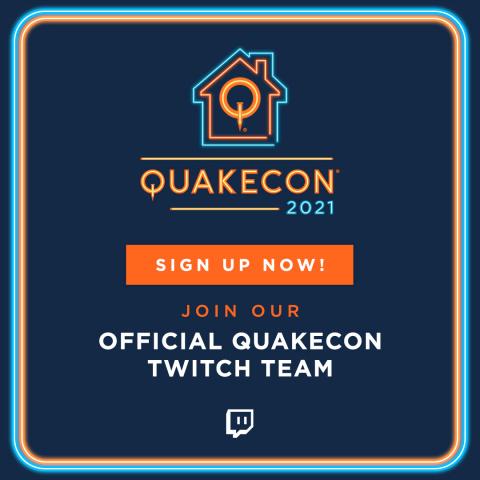 QuakeCon 2021 : la nouvelle édition se déroulera en ligne, dates et infos
