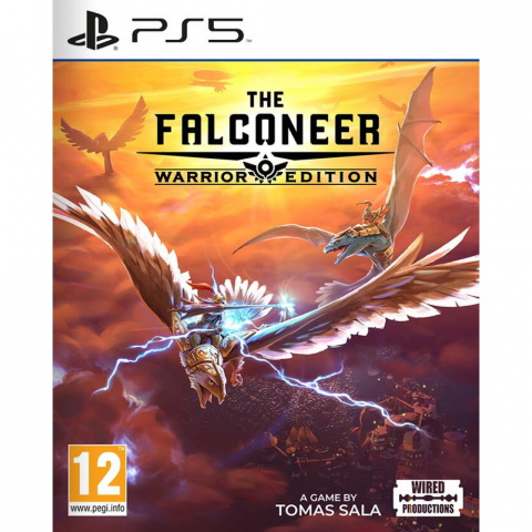 The Falconeer : Warrior Edition sur PS5