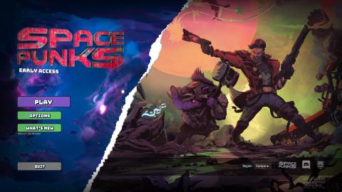 Space Punks : guides, astuces