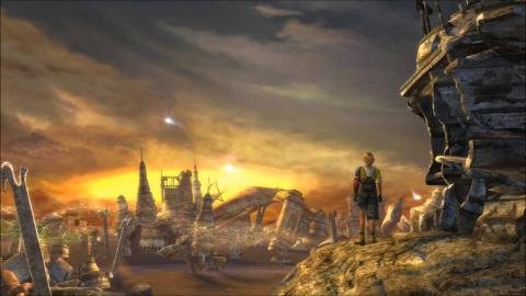 Final Fantasy X fête ses vingt ans !