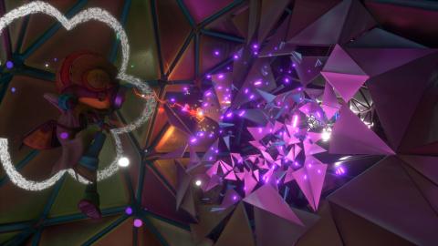 Psychonauts 2 : Nous avons exploré les premiers cerveaux du jeu de Tim Schafer