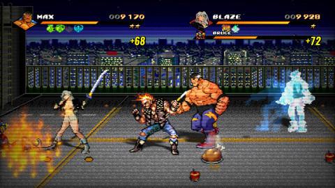 Streets of Rage 4 : Le DLC Mr X Nightmare est désormais jouable sur Switch