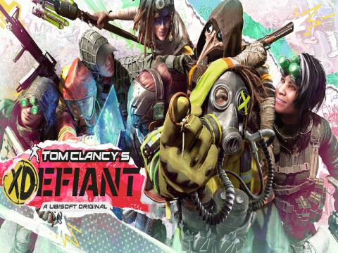 Tom Clancy's XDefiant sur PS4