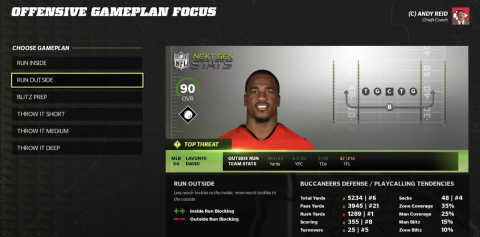 Madden NFL 22 : Observer, évaluer, recruter... les annonces de l'EA Spolight