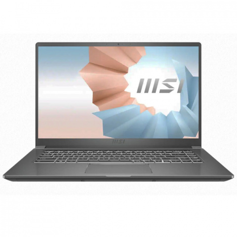 Soldes : un des meilleurs PC portable pour le travail, le MSI Modern 15, est en réduction