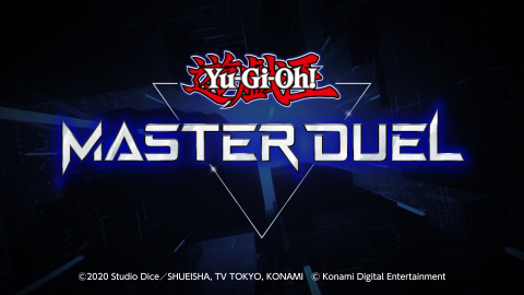 Yu-Gi-Oh! Master Duel sur PS5