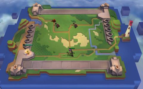 Teamfight Tactics Jugement : La nouvelle mise à jour l'Aube des Héros arrive !